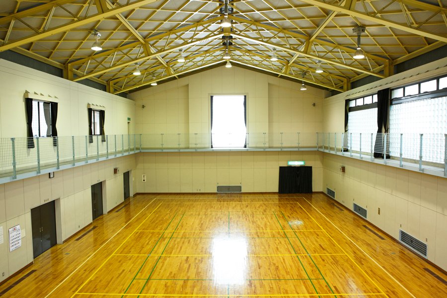 阿倍野区民センター : 体育室 : Image Gallery01
