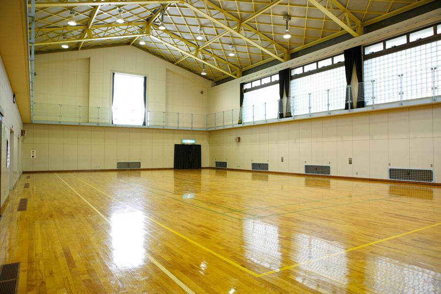 阿倍野区民センター : 体育室 : Image Gallery02