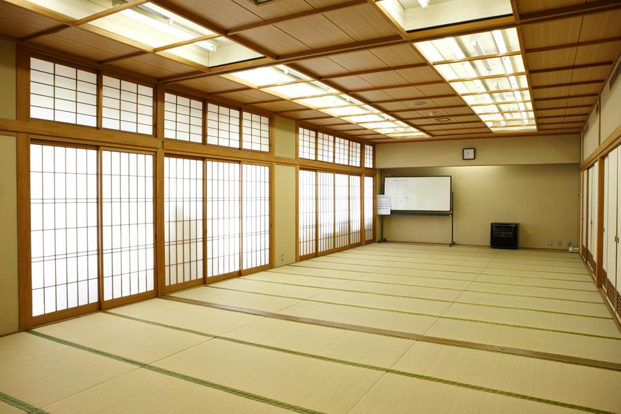 阿倍野区民センター : 和室1 : Image Gallery02