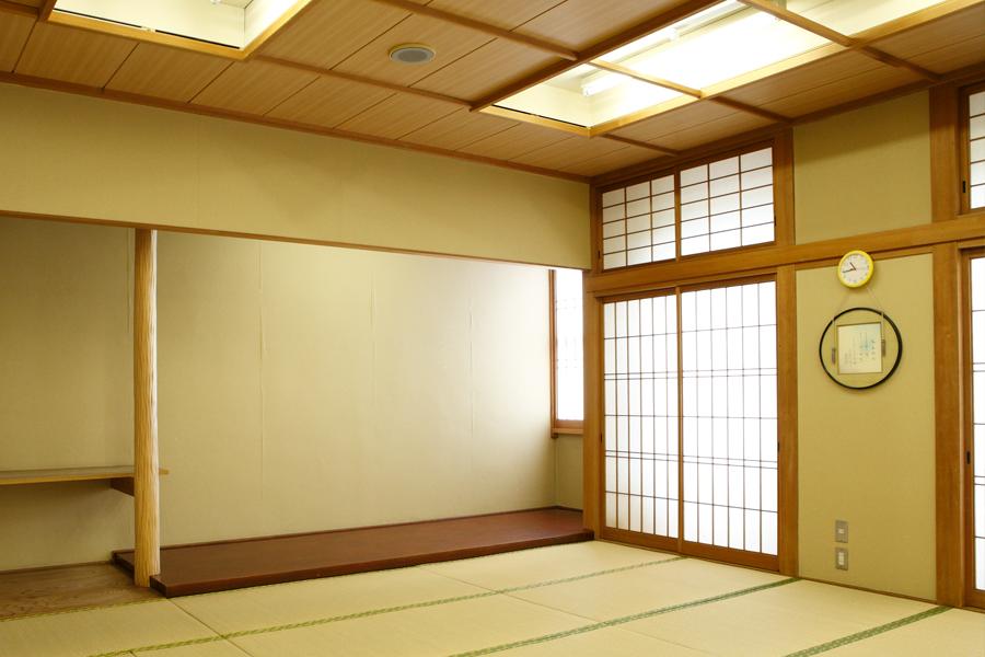 阿倍野区民センター : 和室2 : Image Gallery01