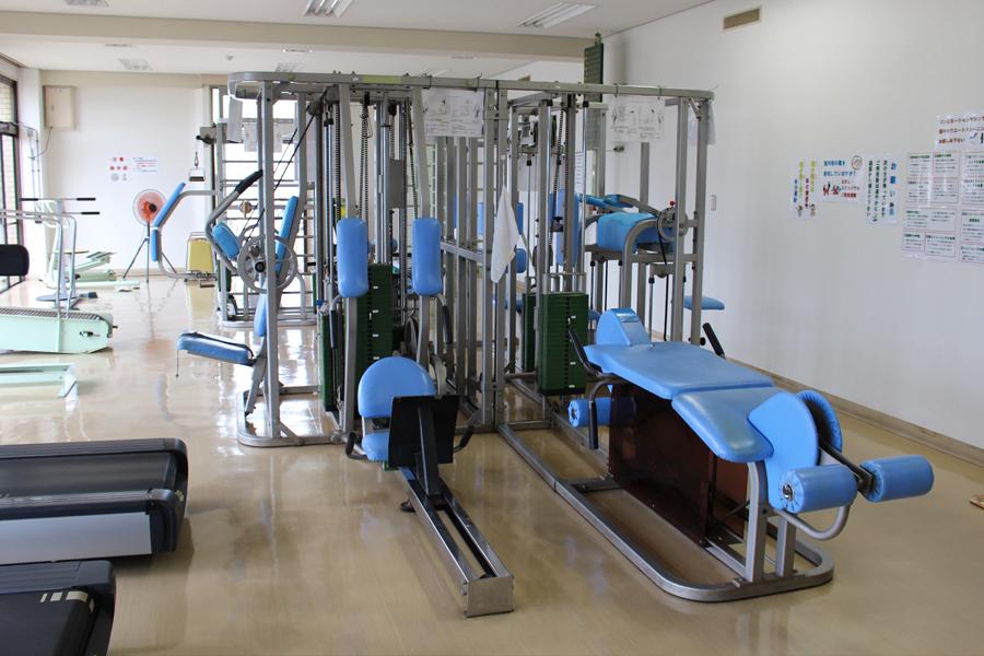 阿倍野区民センター : トレーニング室 : Image Gallery02