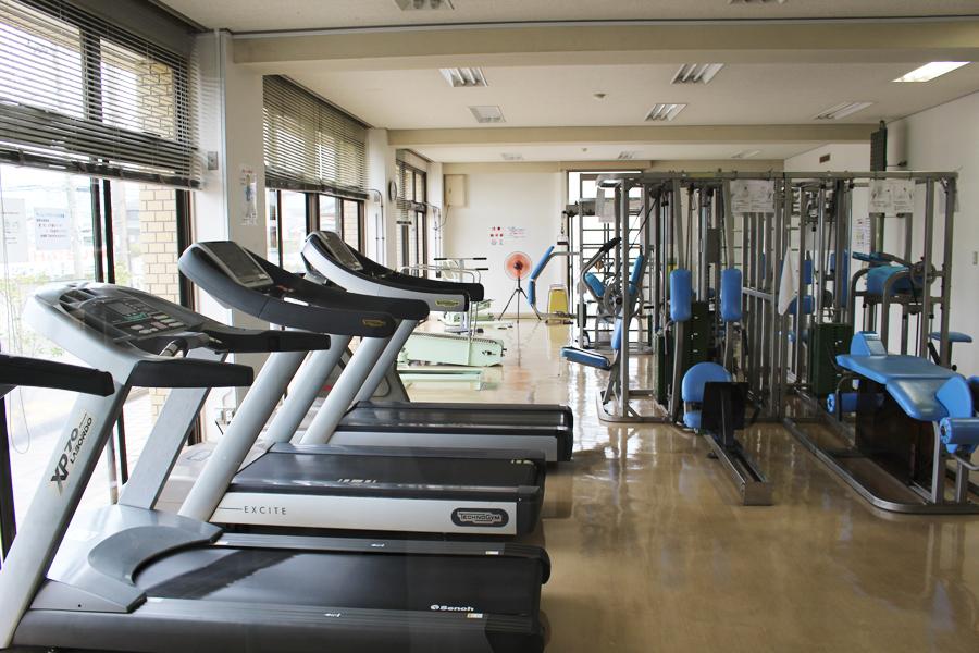 阿倍野区民センター : トレーニング室 : Image Gallery01